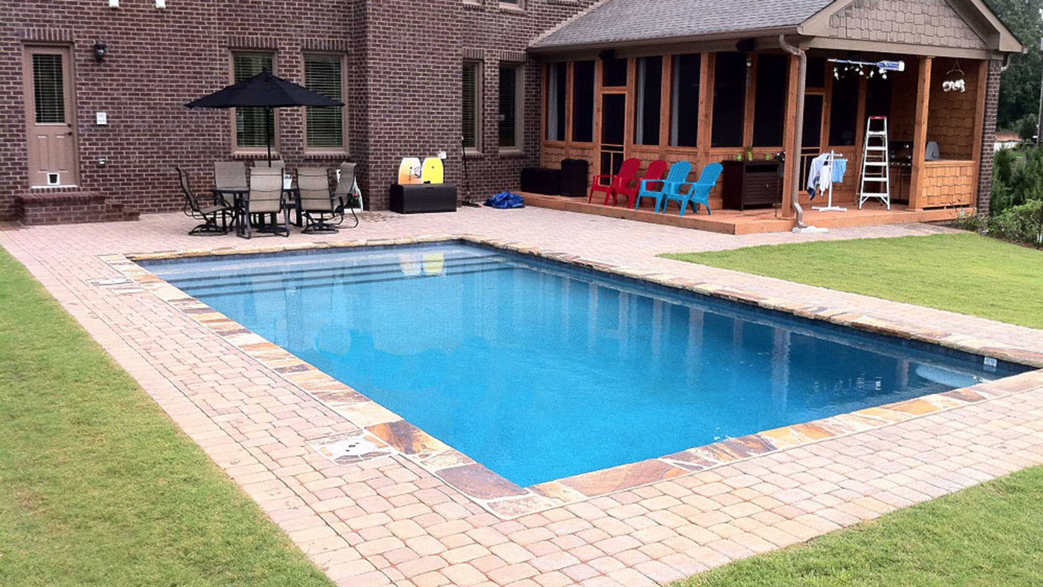 Geometric Pools