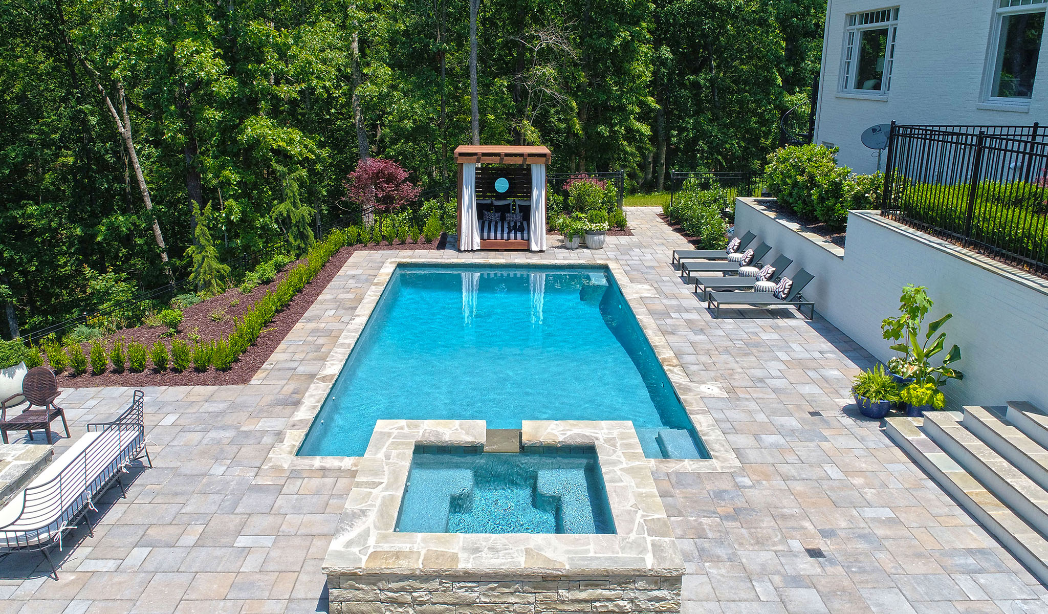 Aqua Design Pools & Spas, LLC. | The Premier Georgia Pool ...