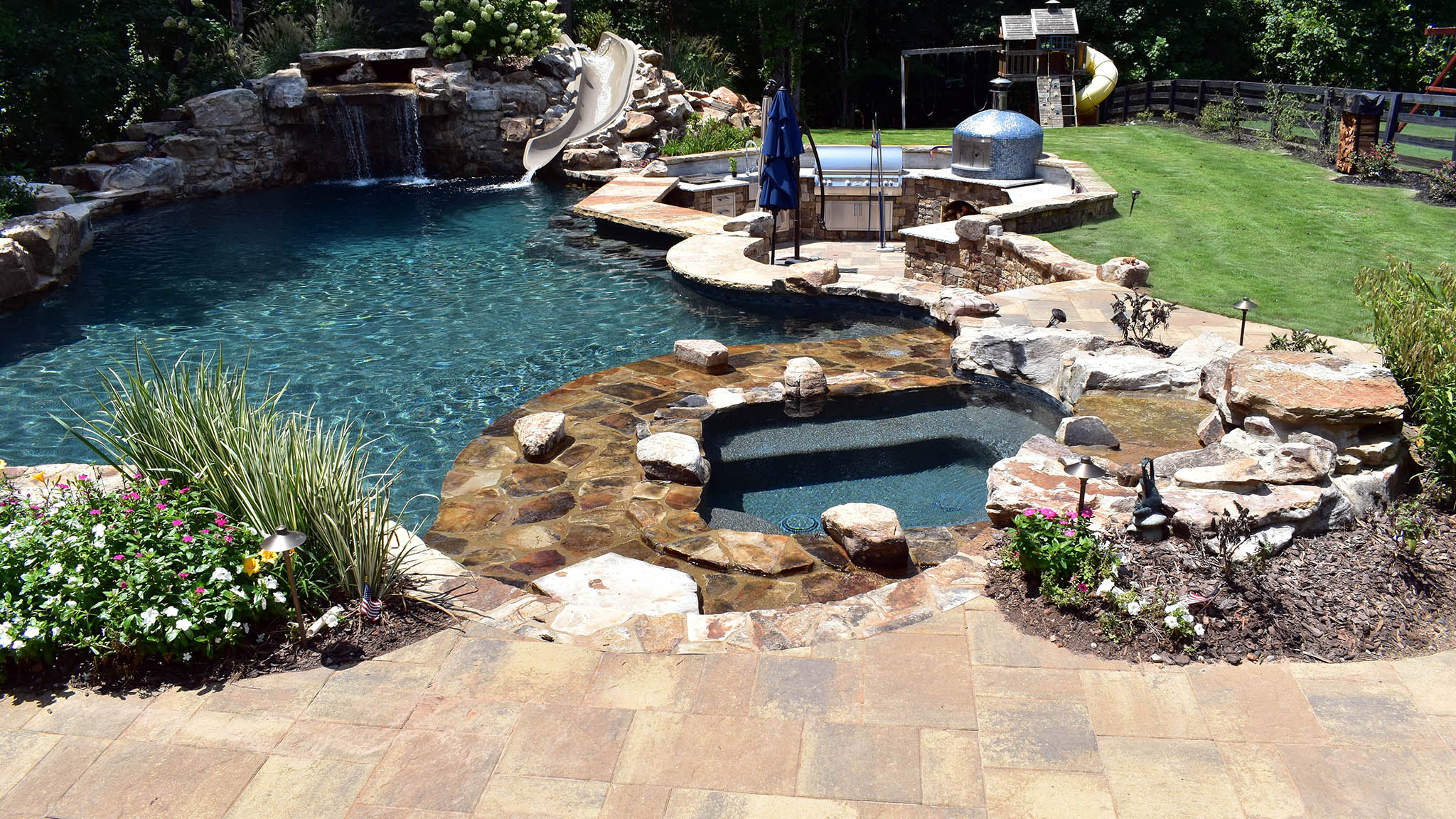 © Aqua Design Pools & Spas, LLC.